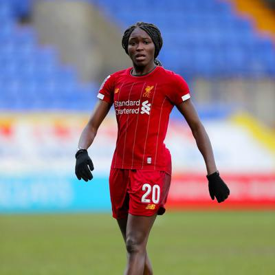 Cover art for The Women's Football Show: Liverpool's Rinsola Babajide speaks out on online abuse as sport unites to boycott social media