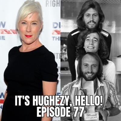 Cover art for Ep.77: Sue Costello & The Bee Gees