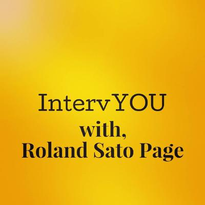 Cover art for Interview with Roland Sato Page