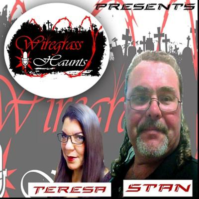 Wiregrass Haunts Radio Show, with your hosts Stan Fikes and Teresa Fikes, listen as we enter into the world of the paranormal and discuss Paranormal Activity, Ghost, UFO's Bigfoot, Demons and anything related. We will have guests and, also, will be going on location to some of the South's most haunted places. Come join the fun!