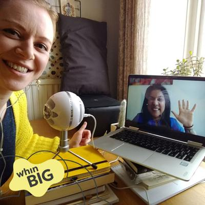 Whin Big - A UK Marketing Podcast