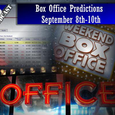 Cover art for Box Office Predictions 9-8-17