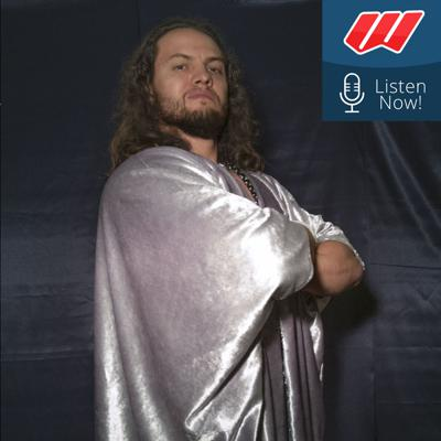Cover art for Talking Wrestling with Pure Power Wrestling Champion & Promoter - Sydney Steele! (2020/04/02)