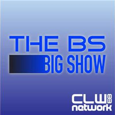 Cover art for The BS Big Show #145b - February 5, 2012 Super Bowl XLVI!