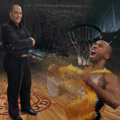 Cover art for KOBE BRYANT: Luciferian Project Completed with Special Guest Bishop Larry Gaiters