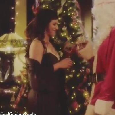Cover art for #58: I Saw Mommy Kissing Santa Claus - On the New Video with Danielle & Alicia