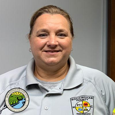 Cover art for Episode #36 Melissa Joyce, Assistant Fire Marshal, Rockingham County 4-1-1