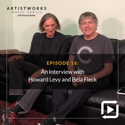 Cover art for An Exclusive Interview with Howard Levy and Béla Fleck