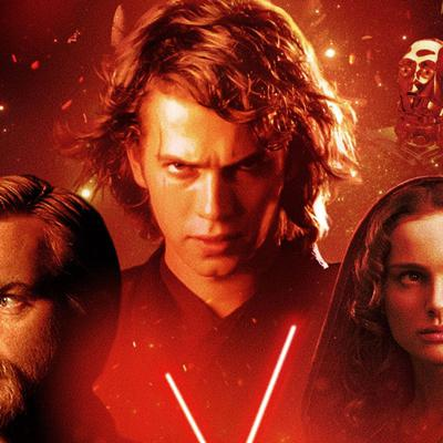 Cover art for Movies 3 - Revenge of the Sith