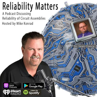 Cover art for Episode 52: A Conversation with Conformal Coating Expert Dr. Sean Clancy of HZO