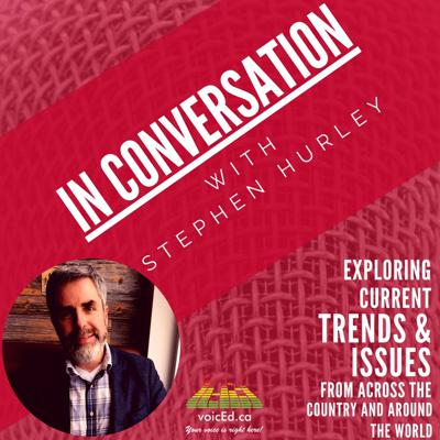 In Conversation with Stephen Hurley