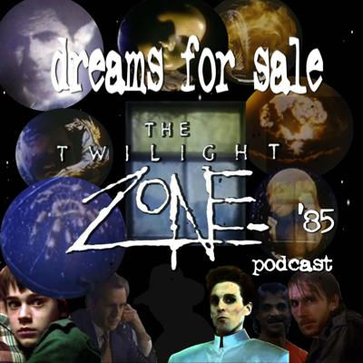 Dreams for Sale focuses on the revival of Rod Serling's The Twilight Zone in the mid-'80s.  This anthology show brought together a host of diverse talent including Harlan Ellison, Wes Craven, William Friedkin, Rockne S. O'Bannon, and more.   Episodes are hosted by Chris Stachiw (Kulture Shocked), Mike White (The Projection Booth), and Father Malone.Dreams for Sale theme song courtesy of Roxi Drive and Neutron Dreams - learn more at https://soundcloud.com/roxidrive and https://soundcloud.com/user-381591616
