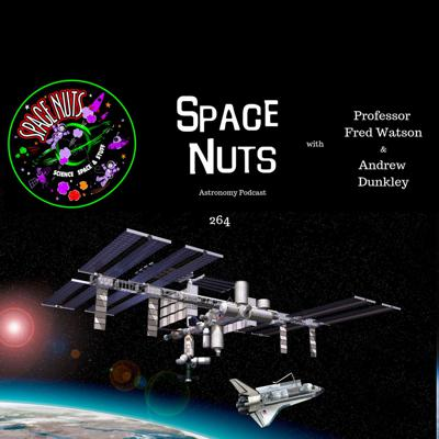Cover art for About That Incident with the ISS