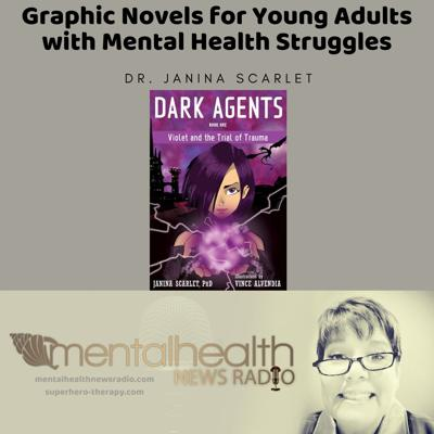Cover art for Graphic Novels for Young Adults with Mental Health Struggles