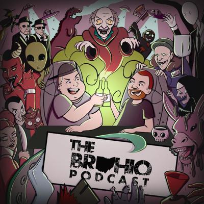 Two Bros cover all of the mysteries of the universe. Paranormal, Aliens, Conspiracies, Cryptozoology, Famous Murders, Urban Legends, Monsters, Demons, Occult and Strange Occurrences. Nothing is off limits.  The Bros are driven by crude humor and the ability to laugh at everything.  If you flirt with the dark side of humor and lack maturity, this podcast could potentially change your life.  Instagram: @brohiopodcast Twitter: @Brohiopodcast Email: BrohioPodcast@gmail.com