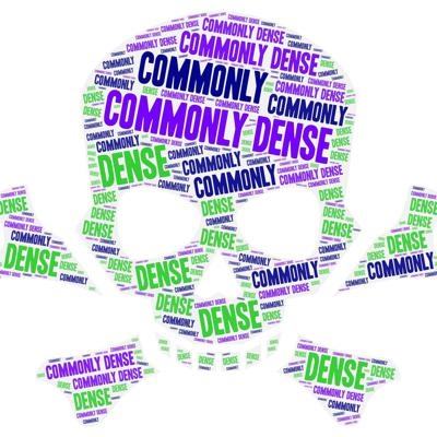 Commonly Dense