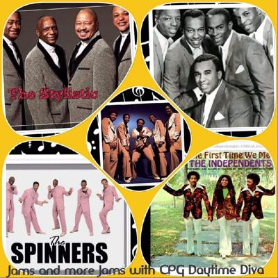 Episode 94 - **Jams and more Jams**The Spinners, The Stylistic, The Independence This Is A Pre-recorded Show. October 23, 2020 with CPG DTD