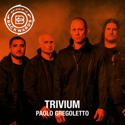 Cover art for Interview with Paolo Gregoletto of Trivium