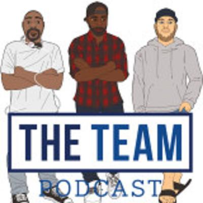 Cover art for The Team Podcast - NBA Draft 2019 / AEW Has Arived