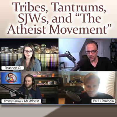 Cover art for Tribes, Tantrums, SJWs, and