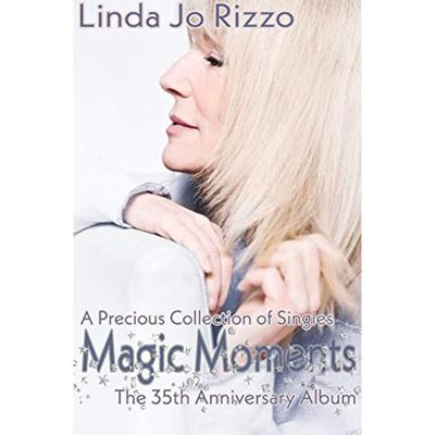 Cover art for May 1-6: With Linda Jo Rizzo on her anniversary album: Magic Moments