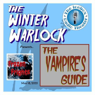 Cover art for Frozen Frights: Winter Warlock -