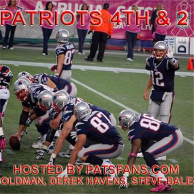 Patriots Fourth And Two