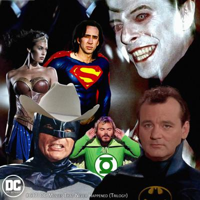 Cover art for DC Movies That Never Happened Trilogy | Remastered Repost