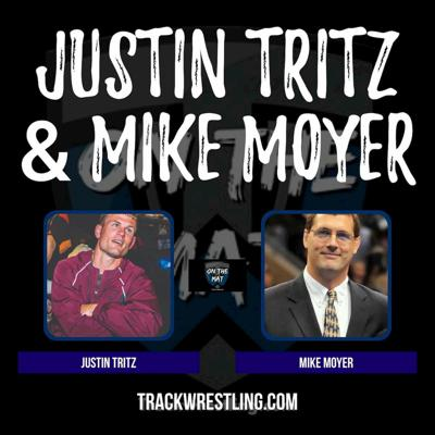 Cover art for NWCA Executive Director Mike Moyer and Trackwrestling founder Justin Tritz - OTM606