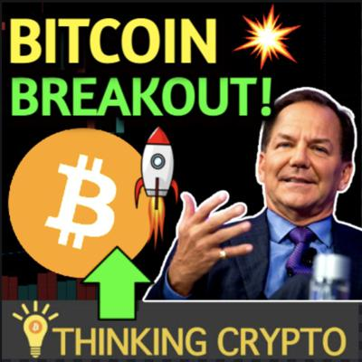 Cover art for BITCOIN Breaks Out To $40K - Paul Tudor Jones Still Bullish on BTC - MicroStrategy To Buy $500M in BTC - Countries Warm Up To Crypto