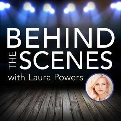 This podcast gives a behind the scenes look at show business. Laura Powers interviews writers, actors, directors, musicians and fascinating people in the entertainment industry.