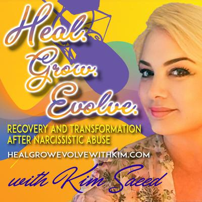 Your host, Kim Saeed takes you on a journey toward recovery and transformation following narcissistic abuse.