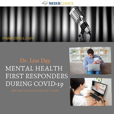Cover art for Mental Health First Responders During Covid-19