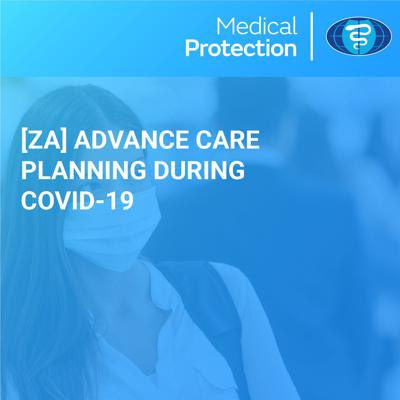 Cover art for [ZA] Advance care planning during COVID-19