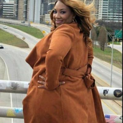 Walking Into Your Purpose With April