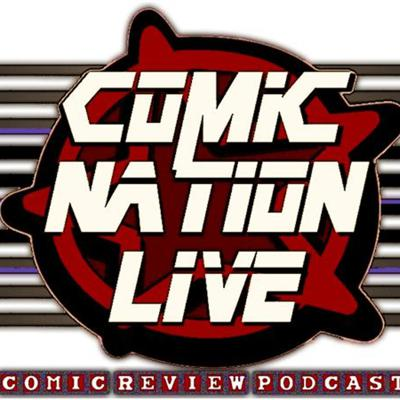 Cover art for COMIC NATION LIVE episode 84