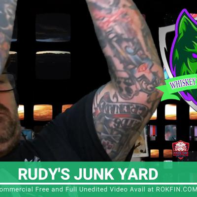 Cover art for Rudy's Junk Yard