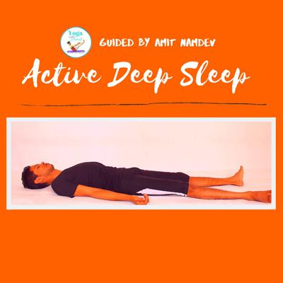 Learn to relax deeply and get into deep deep sleep with guided relaxing instructions by Amit Namdev.