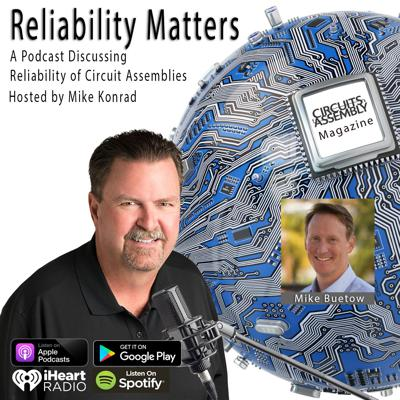 Cover art for Episode 38: A Special COVID-19 Episode - Conversation with Circuits Assembly Magazine's Editor in Chief Mike Buetow