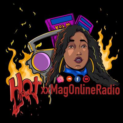 Cover art for HotxxMagOnlineRadio Live Interview With TommyHill | Hosted By Tara J