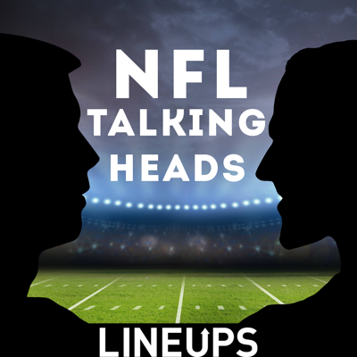 The NFL Talking Heads podcast delivers outside the box fantasy football perspective to help you dominate your league whether you are a beginner or expert. The dynamic duo of Jeff Carrier and Seth Lull, provide thought-provoking analysis using stats, research, and personal opinions to help you draft the right players, make the right trades and build a championship team. If you want to make winning your fantasy football league a reality, turn to the NFL talking Heads Fantasy Football Podcast. Join our community at www.TalkingHeadsNation.com for revolutionary draft tools such as the Draft Grid & PATH system.