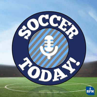 The World of football, with a soccer perspective. This is Soccer Today! on the Sports Podcasting Network With Duane Rollins and Kevin Laramée.Live Monday to Friday at twitter.com/soccertodayspn and podcast available everywhere.