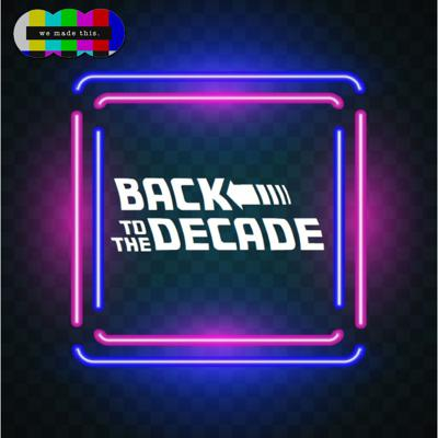 A film and pop culture podcast that travels 10 years into the past and dissects the topics that once obsessed us. Hop in your DeLoreans and join us monthly as we go back to the decade. Hosted by Thomas Adams and Nick Hoffman. Theme song by Kyle King.A proud part of the We Made This podcast network.