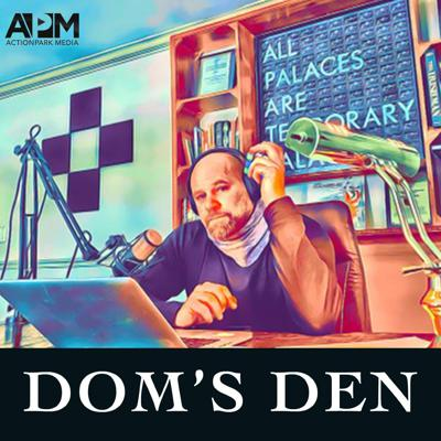 Join Domenick Lombardozzi as he interviews inspirational guests from the worlds of Television, Film, Music and many other walks of life. No rules, no gimmicks, and no bullshit.   Step into his den and make yourself comfortable. Let's get inspired!