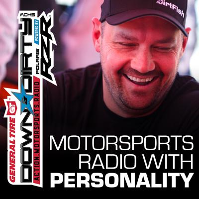 Professional off-road racer Jim Beaver brings you the #1 action motorsports radio show on the planet covering the world of action motorsports with some of the biggest guests in racing!