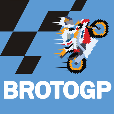 BrotoGP is a podcast dedicated to all things motorcycle road racing made for the motorcycle road racing community, bringing you race coverage, news, and paddock chatter.  We primarily talk about MotoGP, but we'll occasionally discuss WorldSBK and MotoAmerica as well.