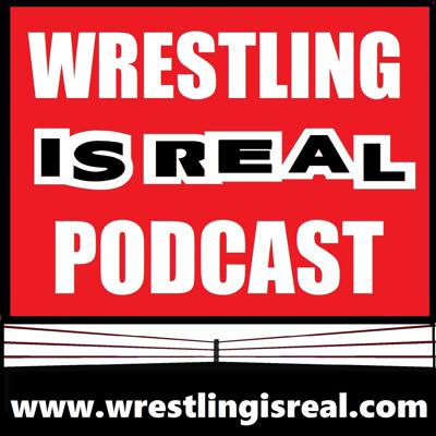 Since 2012, the Wrestling Is Real Podcast offers bold uncensored commentary on the storylines and TV highlights of WWE, Impact Wrestling, Ring Of Honor Wrestling, All Elite Wrestling, and Major League Wrestling… Because wrestling needs us! Hosted by @KingOfPodcasts .