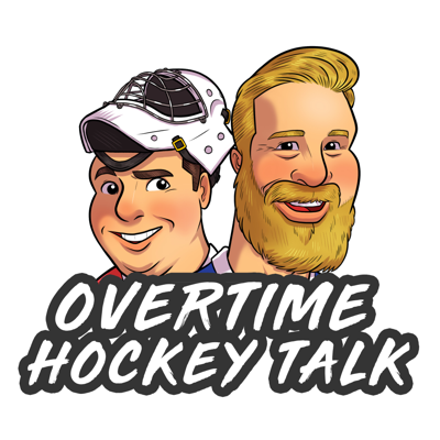 If you've ever sat at the bar talking hockey, argued with a friend about who the backup goalie for your team should be, or during the summer you've said, 'I can't wait for October because hockey', then OT Hockey Talk is for you! Weekly hockey podcast. Teleprompter free. Hosted by Mark Paul with Justin Baker