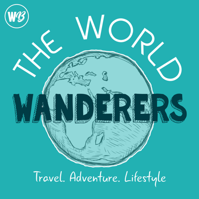 """We're Amanda & Ryan and we're the hosts of The World Wanderers podcast. We're a traveling couple originally from Alberta, Canada with a love of exploring the world, eating great food (mostly Mexican food, if we're being honest), learning new languages, and meeting new people. The World Wanderers podcast is a travel diary of our adventures since we started traveling together in 2011. We take you with us as we travel through Europe, Southeast Asia, Australia & New Zealand as 22-year old budget backpackers looking for the best party hostel. We take you with us to South America where we go through some our deepest personal transformations. We take you with us as we move to a small town in the Canadian Rocky Mountains and take a massive career pivot. We take you with us to the southern US where we lived for a year. We take you through Asia as we navigate the world of """"digital nomad life"""". We take you on all our adventures in Mexico, which is the country we both feel most at home in the world. And the adventures don't stop there. With each new place we visit, food we try, and culture that we fall in love with (or maybe don't fall in love with), we share that with you. The evolution of how we travel has changed dramatically since the beginning, but what hasn't changed is our love for exploring the world. Join us every other Thursday for new episodes of The World Wanderers!"""