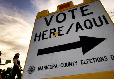 Cover art for Inside One Conservative Organization's Nationwide Efforts To Restrict Voting Rights